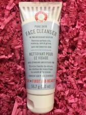FIRST AID BEAUTY FAB Face Cleanser 2oz/56.7g Travel Size - NEW, FREE SHIP!