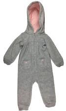 Carter's [New w/Tags] Baby 1-Piece, 18-months, Grey w/Pink trim, Koala, C1012