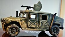 1/24 SCALE SUPER DETAILED MILITARY HUMVEE