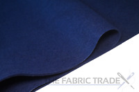 Navy Blue Craft Felt Fabric Material 100% Acrylic 1.5mm Thick 150cm Wide