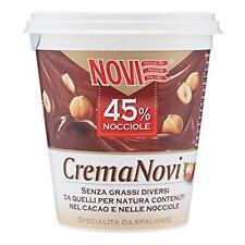 Propagation Crème Novi Chocolat Noisette 200 Gr Cacao 45% Noisettes