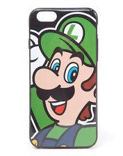 Nintendo iPhone 6 Coque Luigi Bioworld Accessoires Cellulaire