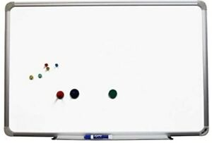 Superior Essentials White Drawing Board High Quality 36x24 Inch Expo Marker Type