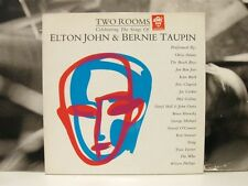 TWO ROOMS Celebrating The Songs Of ELTON JOHN & BERNIE TAUPIN 2 LP UNPLAYED