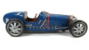CMC Bugatti Type 35 Grand Prix, 1924 Home/Office Showroom Display Artwork Figure