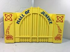 Vintage Kenner DC Super Powers Hall of Justice 1984 Action Figure Playset
