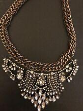 Necklace Elaborate Mango Chocker