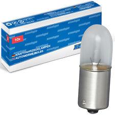 10x t4w xenohype Premium ba9s 24 V 4 Watt vetro Socket Lampada Camion