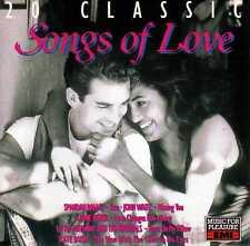 Various - 20 Classic Songs of Love (1992) CD Album