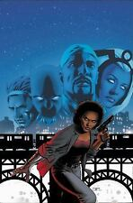 Black Panther and the Crew by Marvel Comics Staff (2017, Trade Paperback)