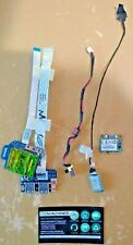 """Acer TravelMate 15.6"""" 5740 DC IN Power Jack Wifi Bluetooth USB SD Board LOT! FS!"""