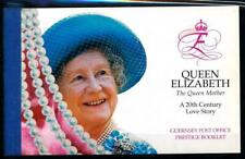 [G352416] Guernsey Queen Elizabeth good complete booklet very fine MNH