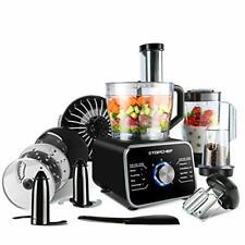 TOPCHEF Food Processor 1100W Multifunctional - Blender, Chopper, Kneader, Juicer
