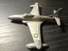 DINKY TOYS  SHOOTING STAR FIGHTER AIRCRAFT MADE IN ENGLAND - MECCANO LTD