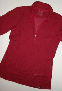 Patagonia Women's Capilene Thermal Weight Zip-Neck - 43662 - size Small