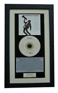 BRYAN ADAMS+Waking Neighbours+CLASSIC CD Album QUALITY FRAMED+FAST GLOBAL SHIP