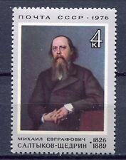 30108) RUSSIA 1976 MNH** Saltykov-Shchedrin 1v. Scott#4406