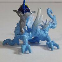 "Digimon Digital Monsters 1.5"" Azulongmon Quinlongmon Mini PVC Figure Bandai"