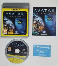 James Cameron's Avatar the game, Sony Playstation 3, Pal-uk