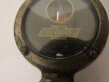 S38 vintage motometer chevrolet long island city NY temp. gauge pat. 5-13-13