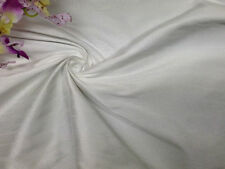 100% Poly Dupioni Faux Silk Fabric in Ivory Table Cloth, Dresses, etc.,2 Yrd Lot