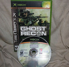 Tom Clancy's Ghost Recon XBOX TESTED