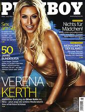 Playboy August/08/2013  VERENA KERTH & SARAH DOMKE & ANNA BADER*