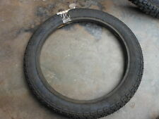 New NOS Motorcycle Tire Dunlop Gold Seal K70 2.75 18