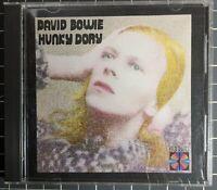 David Bowie Hunky Dory CD MADE IN JAPAN ORIGINAL RCA PCD1-4623 Target Era! AA-35