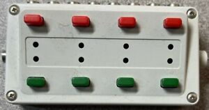 1 Marklin Z Scale Switch & Layout Controller for lighting accessories.