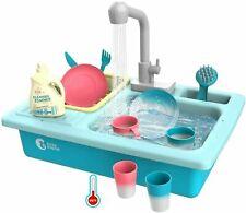 Kinder Spielhaus Simuliert Spülmaschine Küche Waschbecken Rollenspiel Spielzeug
