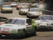Poster Renault Alpine V6 1987 #6 Renault Alpine V6 Cup Monaco