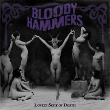 Bloody Hammers - Lovely Sort of Death (Vinyl LP) Type O Negative, Ghost, Tiamat
