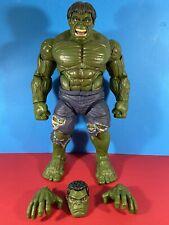 Marvel Legends 12 Inch Series Hulk Figurine Loose and Complete