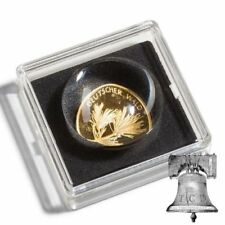 MAGNICAP 2x2 Coin Holder Capsule Canada 5 Cents 1908-1921 Magnifier 14mm Case