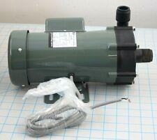Md-100Rlt / Magnet Pump 35.6 Gal. Per Min. 2 Pole 13 Hp 3300Rpm / Iwaki America