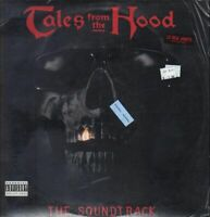 LP Wu-Tang Clan, Face Mob a.o. Tales From The Hood (The Soundtrack) NEW OVP