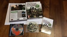 Tom Clancys GHOST RECON*Dt*BIG BOX*CD*PC*komplett*OVP