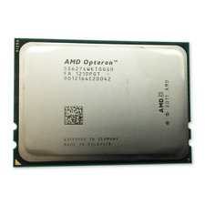 AMD Opteron 6274 2.2GHz 16 Core CPU OS6274 / OS6274WKTGGGU Socket G34