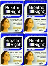 Breathe Right  120 Stück Nasenpflaster LARGE hautfarben / tan - besser atmen OVP