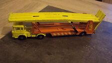 MATCHBOX - Daf Car transporter K11 - Tracteur + Remorque 1970