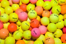 50 Volvik Colour Golf Balls # Clearance SALE #