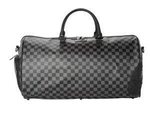 SPRAYGROUND HENNY BLACK DUFFLE BAG - Brand New - Limited Edition - Authentic