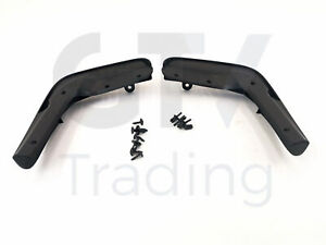 Genuine Volkswagen Golf 13-> e-Golf 13-> Front Mud Flap Set Kit 5G0075111