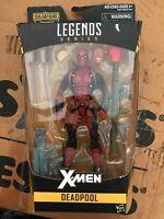 "Marvel Legends DEADPOOL 6"" X-Men Figure BAF Juggernaut NEW US SELLER AUTHENTIC"