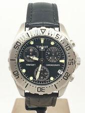 Orologio Cronografo TISSOT E662/762M Quarzo Acciaio Uomo 210vv19