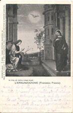 """"""" L'ANNUNZIAZIONE """" DI FRANCESCO FRANCIA - DORSO UNITO - V1904"""
