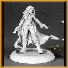 Reaper Miniatures Nightslip, Pulp Era Heroine #50154 Chronoscope D&D Mini Figure
