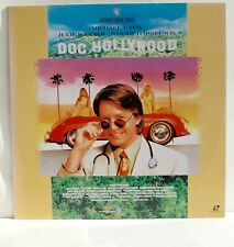 Laserdisc (Japan) Doc Hollywood / Michael J Fox, Woodie Harrelson, Briget Fonda