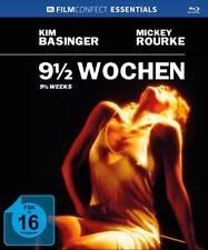 9 1/2 WOCHEN - MEDIABOOK (KIM BASINGER, KAREN YOUNG,...)  BLU-RAY NEU